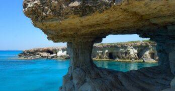 larnaca cyprus vakantie