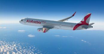 Air Arabia vliegtuig